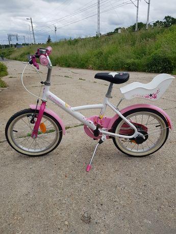 Rower dla dziewczynki B-twin Princess