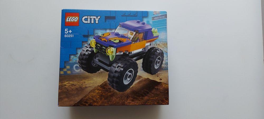 Lego City 60251 - Monster truck Bytom - image 1
