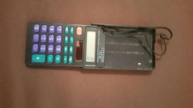 Kalkulator Citizen