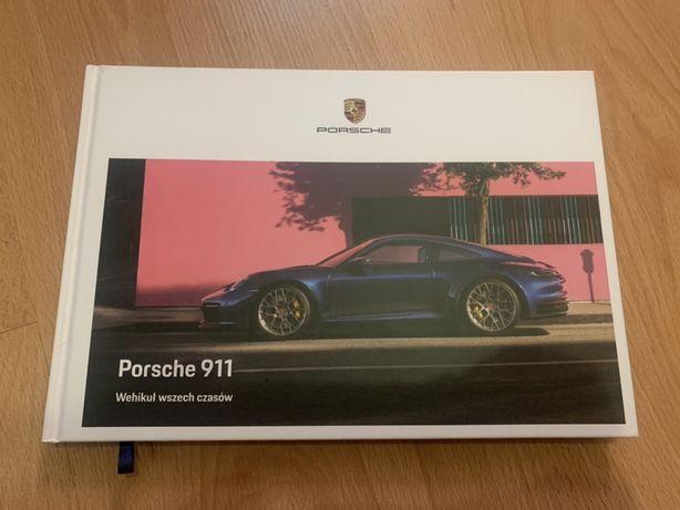 Prospekt Porsche 911