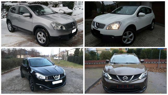 Разборка Nissan Qashqai Все Поколение и рестайл 2007 - 2021 Запчасти