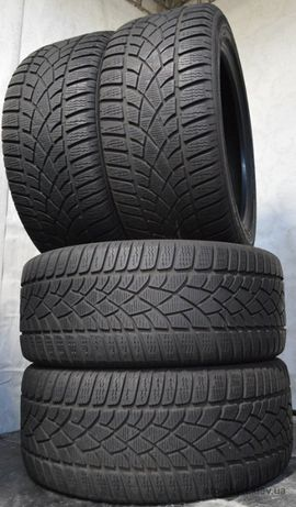 255/45/17 Dunlop SP WinterSport Зима R17 б.у 215/225/235/245-45/50/55