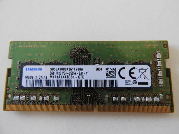 Memória RAM 8GB DDR4
