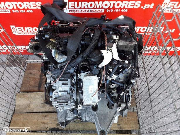 137286 - Motor Completo BMW X1 S-Drive 2014 [ N47D20C ]