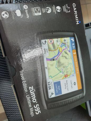 Nawigacja motocyklowa Garmin Zumo 595 LM