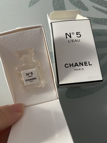 Miniaturka Chanel L eau N 5 1,5 ml perfumy