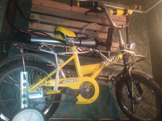 Велосипед с 4лет