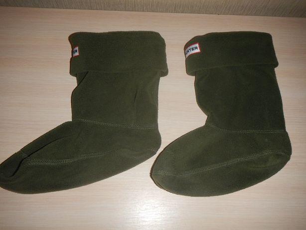 Чехлы вставки в обувь Hunter р.36-38(24,5см)