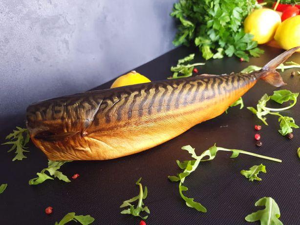 Makrela wędzona (dziko żyjąca) - 250g