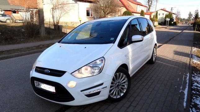 Ford S-Max 2,0 Diesel 2013 r  Zarejestrowany Stan Idealny ! Zamiana !!
