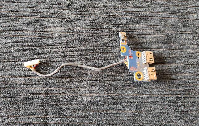 Samsung Notebook 270E Placa USB