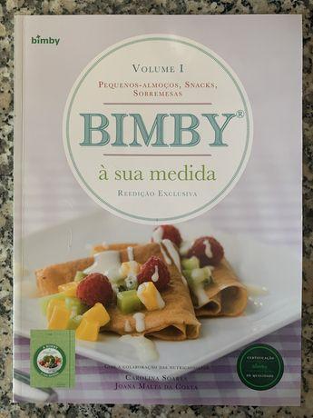 Livro Bimby - Reedição Exclusica Volume 1