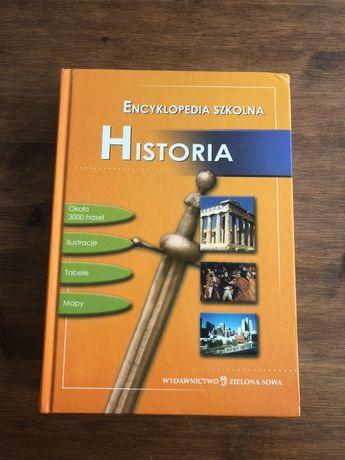 Encyklopedia szkolna Historia Zielona Sowa 2007