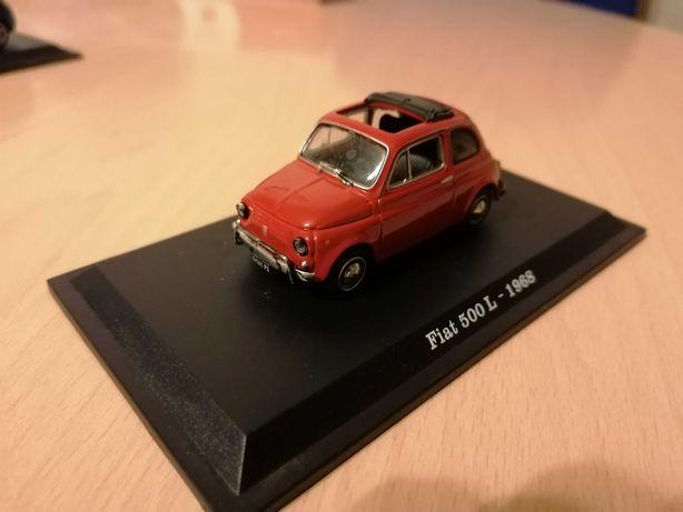 Fiat. 500L   1:43
