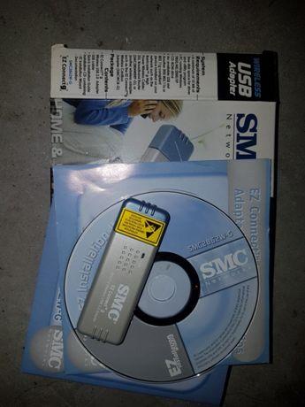 Placa de wifi usb da SMC