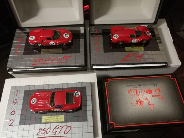 Miniaturas Ferrari Le Mans