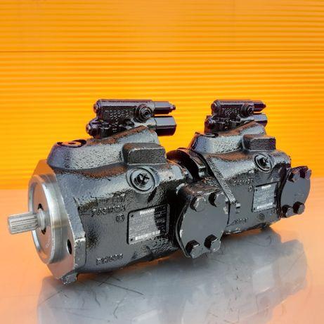 Pompa Hydrauliczna Podwójna Rexroth Olejowa Oleju AL A10V 0 28 DRS/53R