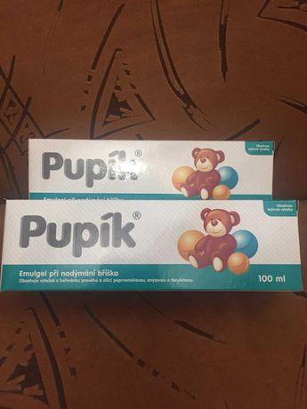 Детский массажный крем Pupik для освобождения от газиков!УСПЕЙ заказат