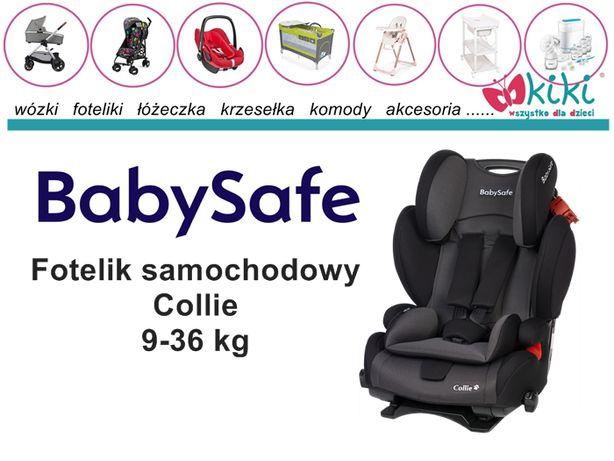 Fotelik samochodowy BabySafe Collie 9-36 kg