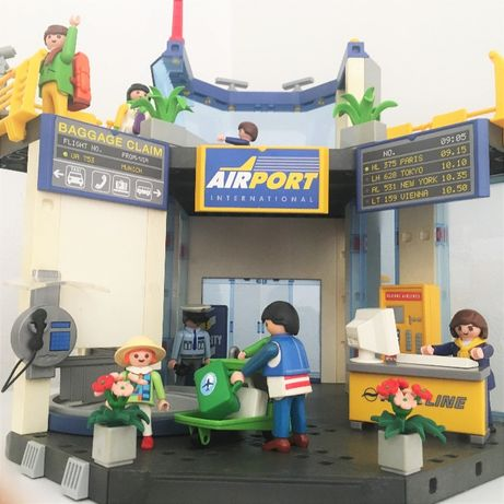 Aeroporto Da Playmobil Set 3886, 2004