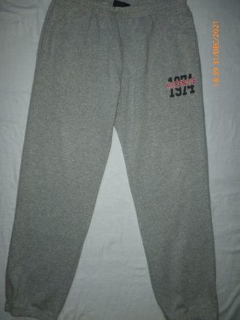MCKENZIE bawełniane spodnie dresowe