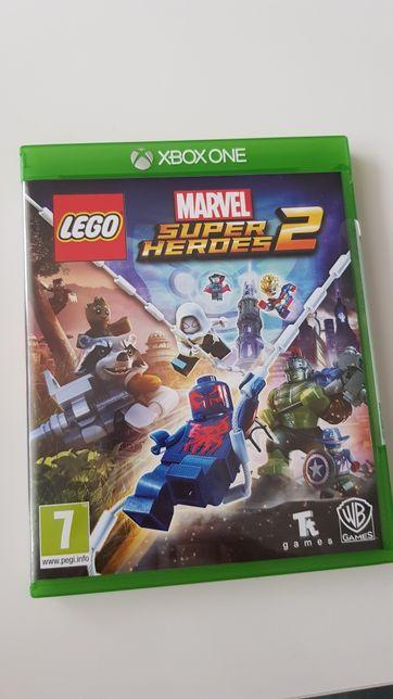 Gra Xbox one Lego Marvel Super Heroes 2 wersja PL