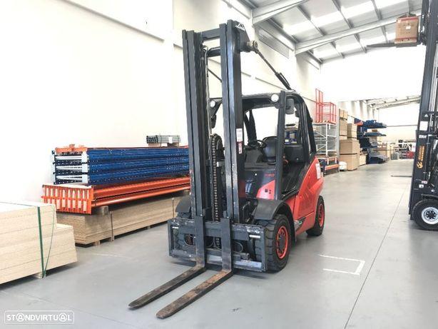 Linde Empilhador Linde 4000 Kgs Diesel