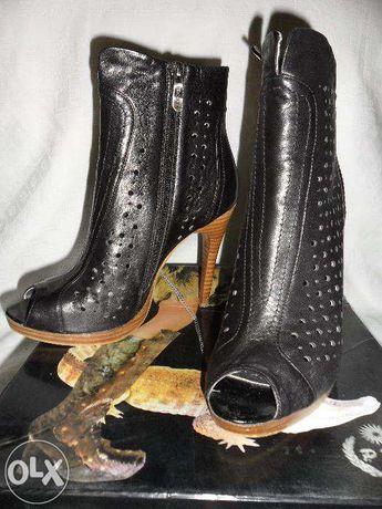 Ботинки, туфли, босоножки 38-39р, кожа