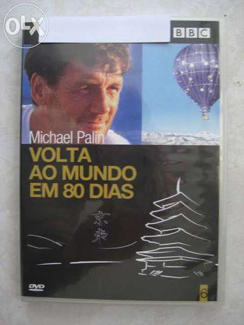 Vendo Coleção Volta ao Mundo em 80 Dias DVD