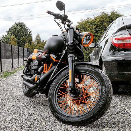 Harley davidson Dyna 2012r