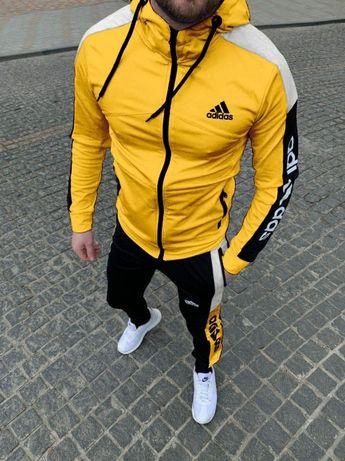 Мужской спортивный костюм Adidas. Чоловічий спортивний костюм Adidas
