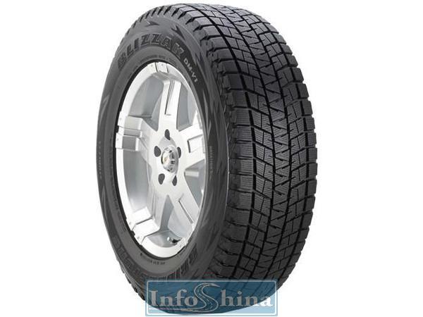 Зимняя резина Bridgestone Blizzak DM-V1 255-60-17