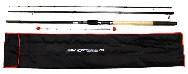 фидер Kaida NeoXoen 60-120g. Карповый фидер.
