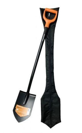 Лопата штыковая Fiskars Solid 131413 (1003455) и Чехол 131426