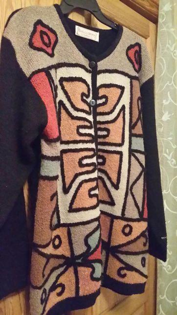 Kobiecy sweter duży rozmiar