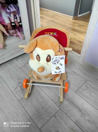 zabawka jeździk piesek