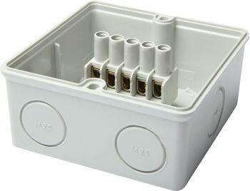 Коробка распределительная с клеммной колодкой 925k