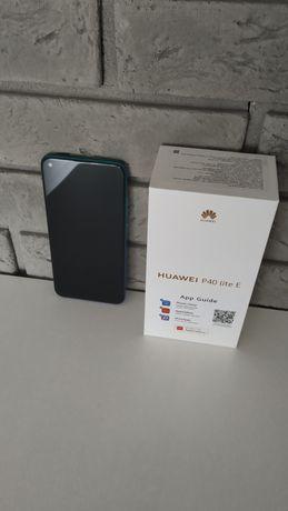smartfon HUAWEI P 40 lite E aurora niebieski REZERWACJA