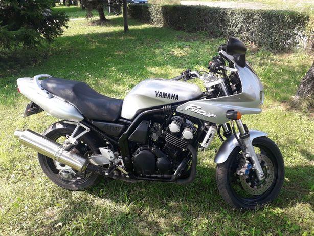 Yamaha Fazer 600 klamka hamulca sprzęgła hamulca felga tył
