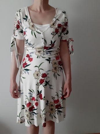Vestido Springfield florido S