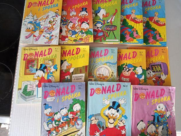 Komiksy donald i spółka