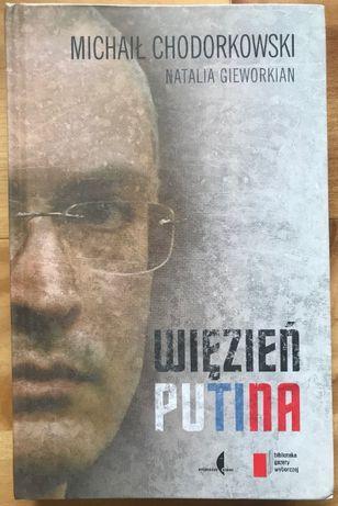 """,,Więzeń Putina"""" Michał Chodorkowski, Natalia Gieworkian"""
