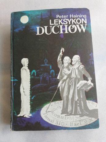 Książka Leksykon duchów
