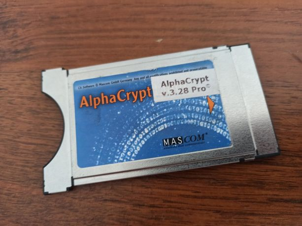 Moduł CAM CI AlphaCrypt wielostrumieniowy PRO