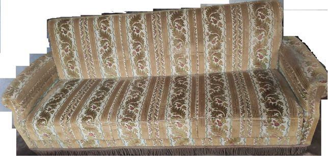 Sofa cama + 2 poltronas