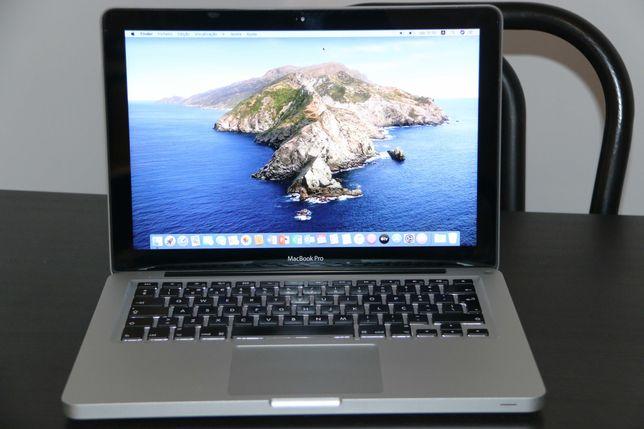 Apple MacBook Pro 13.3 i5 C. SSD Windows 10 + Catalina rapidíssimo