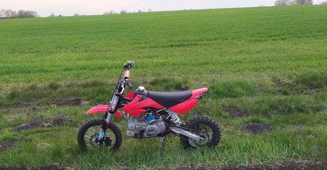 Pit bike 140 ,po generalnym remoncie