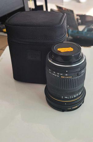 Obiektyw do aparatu Sigma EX DC 18-50mm/2,8 p NowyLOMBARD/Częstochowa