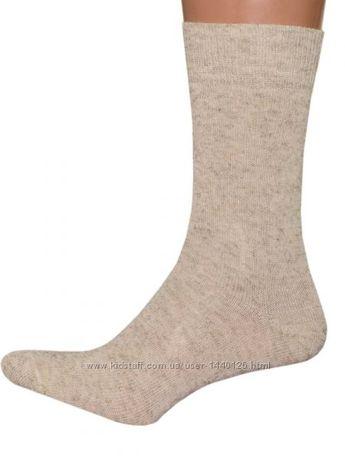 Носки льняные