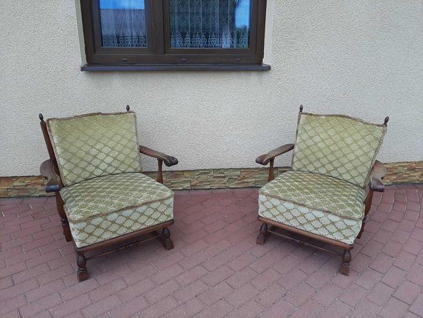 fotel antyczny 2 fotele antyczne